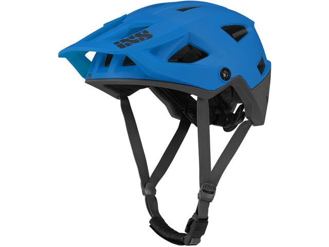 IXS Trigger AM Casco, fluor blue